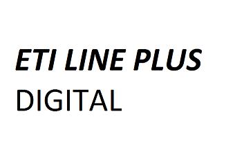 Eti Line Plus Digital
